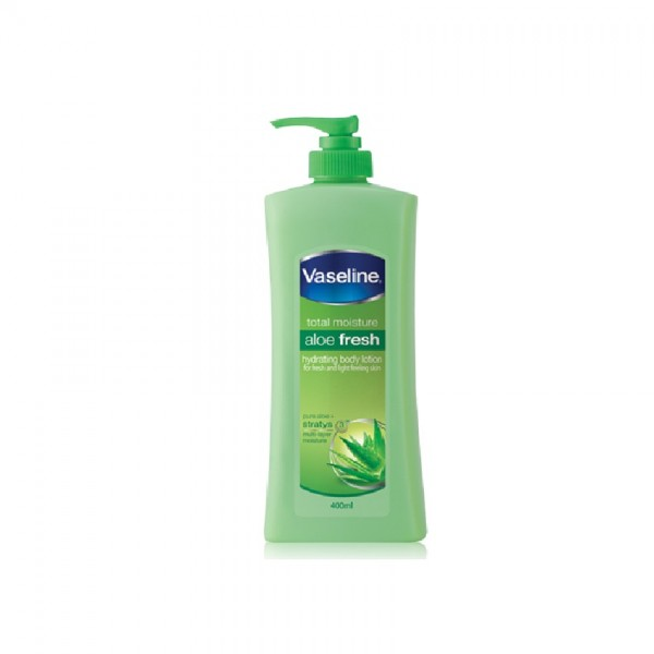Vaseline Intensive Care Lotion Aloe Soothe (400ml)