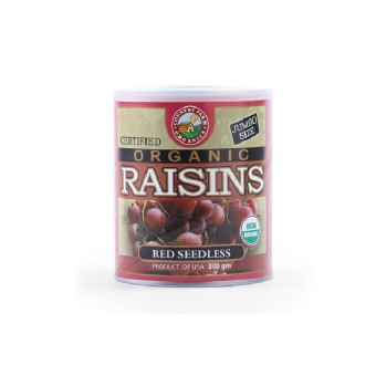 Country Farm Organic Red Raisin (300g)