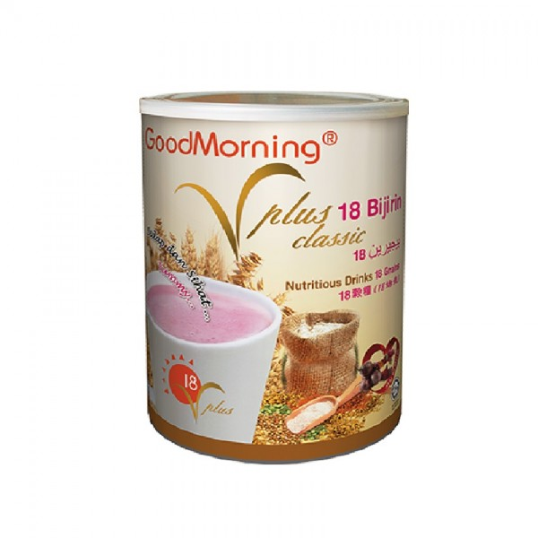 GoodMorning Vplus Classic 18 Grains 1KG