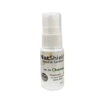 NatShield Natural Sanitizer (20ml)