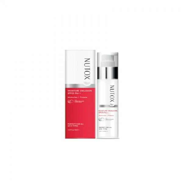 Nutox Moist Emulsion Spf25 (50ml)
