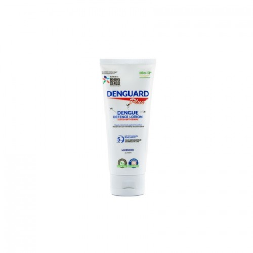 Bio-D Denguard Plus Dengue Defense Lotion (100ml)
