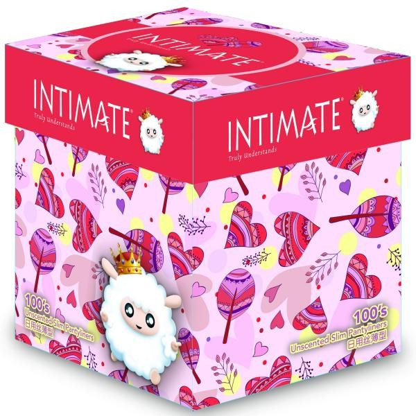 Intimate Regular  Pantyliners 100S (P47B / M97)