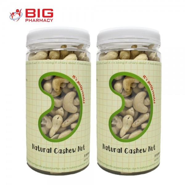 Love Earth Natural Cashew Nut (320g) [Twin Pack]