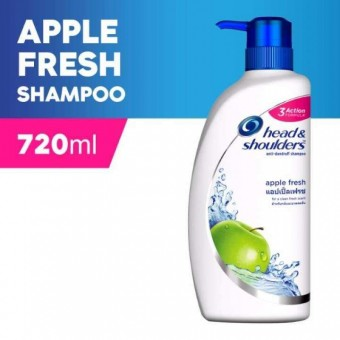 Head & Shoulders Shampoo Apple Fresh (720ml)