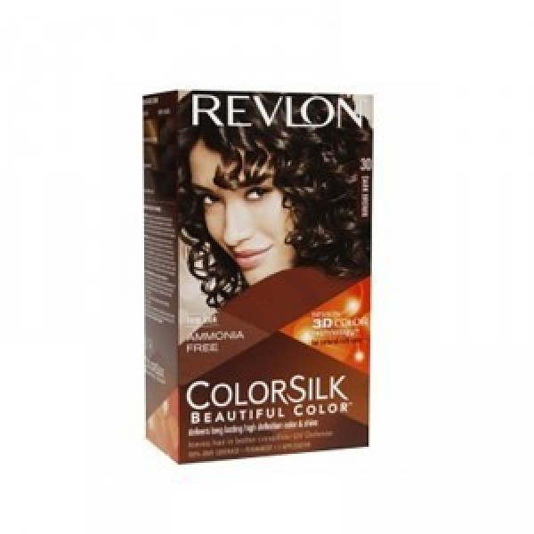 Revlon Colorsilk - 30 Dark Brown