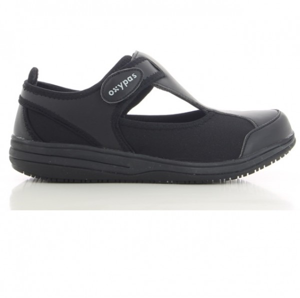 Oxypas Ladies Ultra Comfortable Shoe Candy (Black)