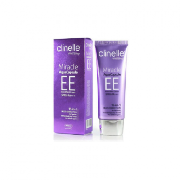 Clinelle Whiten Up EE Cream SPF 50 Natural 30ML