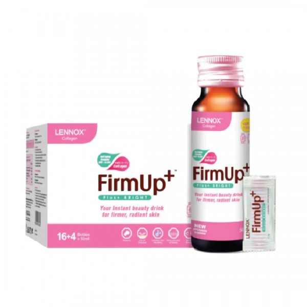 Lennox Firmup + Collagen Drink 50ML X 20S