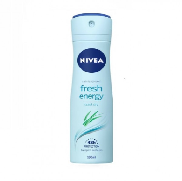 NIVEA FEMALE Energy Fresh Spray 150ml