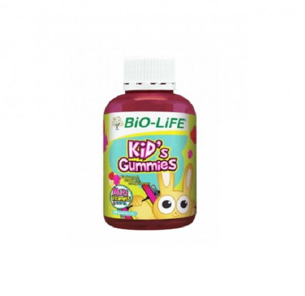 Bio-Life Kids Gummies Multivitamin 60s (exp 12/20)