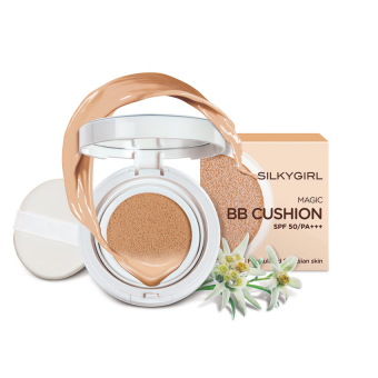 SILKYGIRL MAGIC BB CUSHION
