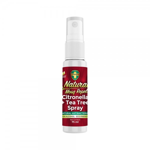 Offen Natural Mosquito Repellent Spray 75ML