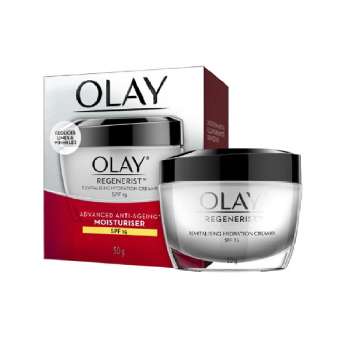 Olay Regenerist hydration Day Cream Spf15 50G