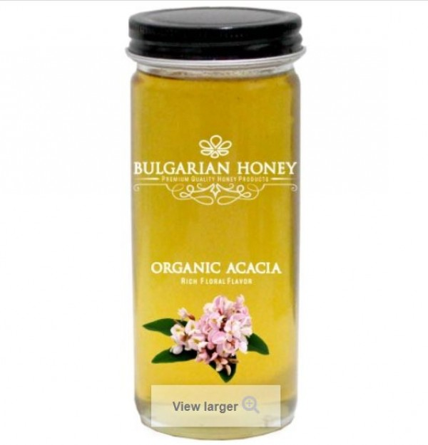 Bulgari Farm Organic Acacia Honey 320G