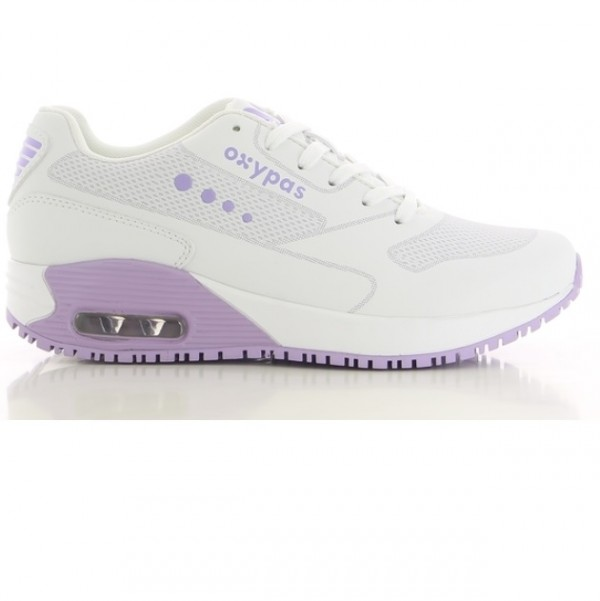 Oxypas Ladies Casual Sport Athletic Ela (Light Purple)