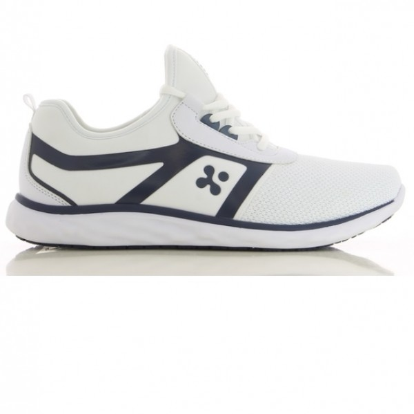Oxypas Men Casual Nursing Athletic Luca (Navy)