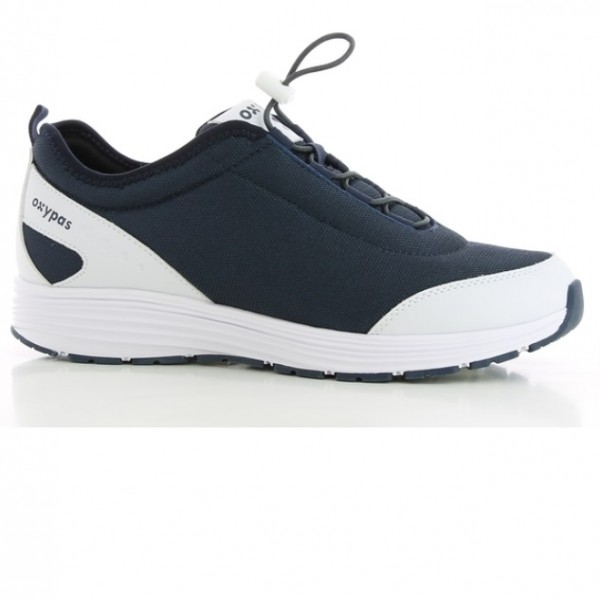 Oxypas Ladies Casual Nursing Atheletic Maud (Navy)