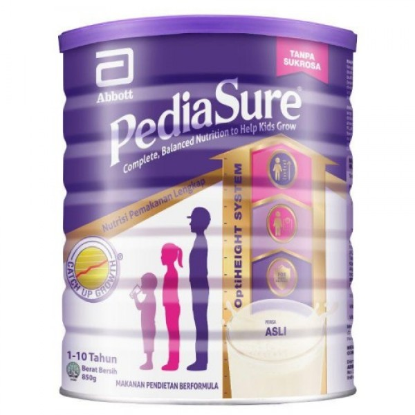 Pediasure OHT Plain 850G