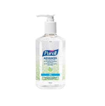 PURELL ADVANCED INSTANT HAND SANITIZER (FRAGRANCE FREE) 12 FL OZ (354ml)