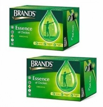 BRAND'S Essence of Chicken (70g x15) x2 Twin Pack