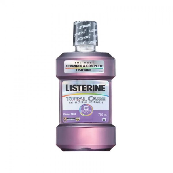 LISTERINE Total Care (750ml)